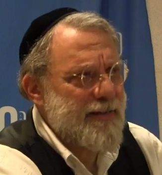 Picture of Rabbi Binyamin Levine.