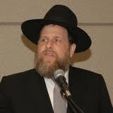 Picture of Rabbi Doniel Neustadt.