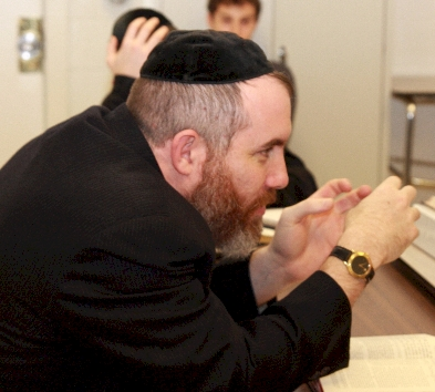 Picture of Rabbi Akiva Leiman.