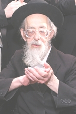 Picture of Rabbi Eliyahu Weintraub.