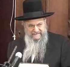 Picture of Rabbi Yaakov Hillel.