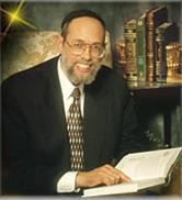 Picture of Rabbi Gedalya Glatt.