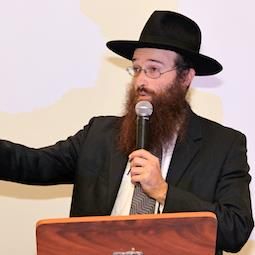 Picture of Rabbi Aryeh Citron.