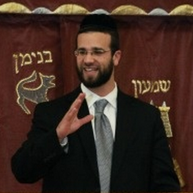 Picture of Rabbi Moshe Walter.