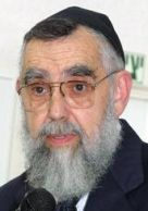 Picture of Rabbi Emanuel Feldman.