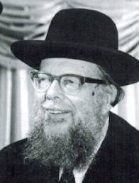 Picture of Rabbi Shlomo Wolbe.