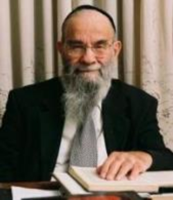 Picture of Rabbi Aryeh Rottman.
