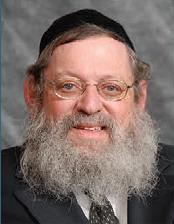 Picture of Rabbi Shraga Neuberger.