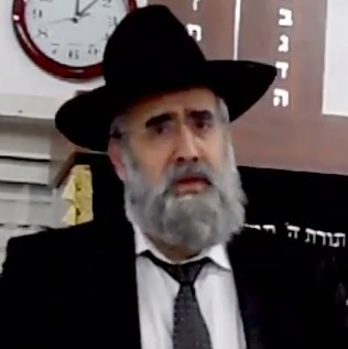 Picture of Rabbi Yosef Elefant.