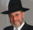 Picture of Rabbi Yisroel Mayer Hoberman.