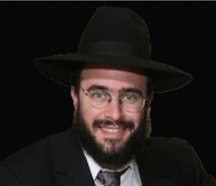 Picture of Rabbi Avrohom Krohn.