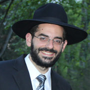 Picture of Rabbi Tzvi Thaler.
