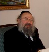 Picture of Rabbi Noach Oelbaum.