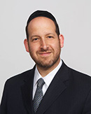 Picture of Rabbi Shmuel Silber.