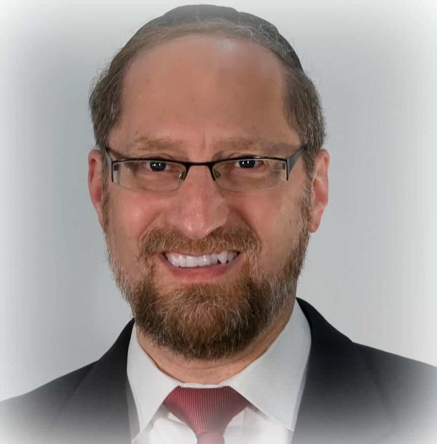 Picture of Rabbi Bentzion Shafier.