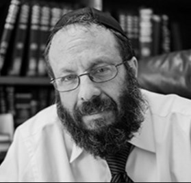 Picture of Rabbi Meir Triebitz.