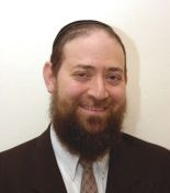 Picture of Rabbi Dovid Kaplan.