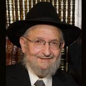 Picture of Rabbi Yosef Tendler.