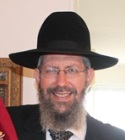 Picture of Rabbi Reuven Buckler.