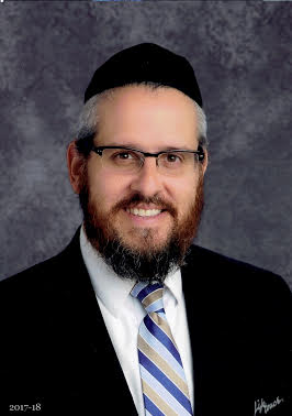 Picture of Rabbi Ariel Shoshan.