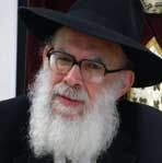Picture of Rabbi Yitzchak Cohen.