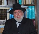 Picture of Rabbi Zalman Manela.