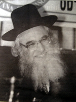 Picture of Rabbi Shimshon Dovid Pincus.