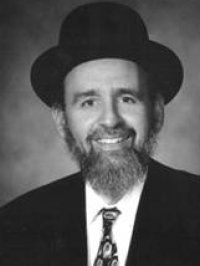 Picture of Rabbi Yochanan Zweig.