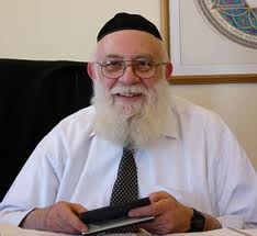 Picture of Rabbi Noah Weinberg.