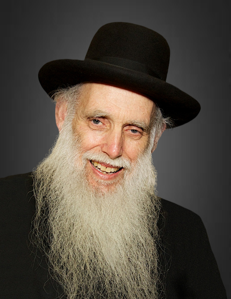 Picture of Rabbi Aaron Feldman.