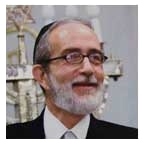 Picture of Rabbi Hershel Reichman.