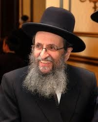 Picture of Rabbi Shmuel Kamenetsky.