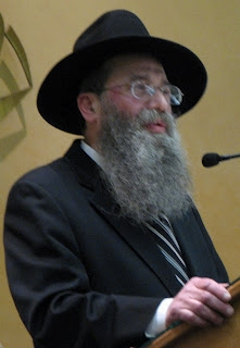 Picture of Rabbi Yaakov Hopfer.